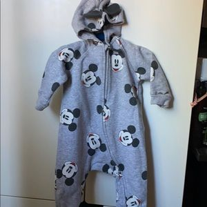 Mickey Mouse pants jumpsuit